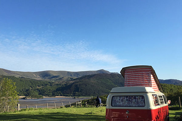 the coastal way campervan adventures