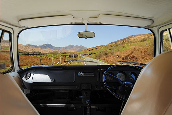 Snowdonia Classic Campers